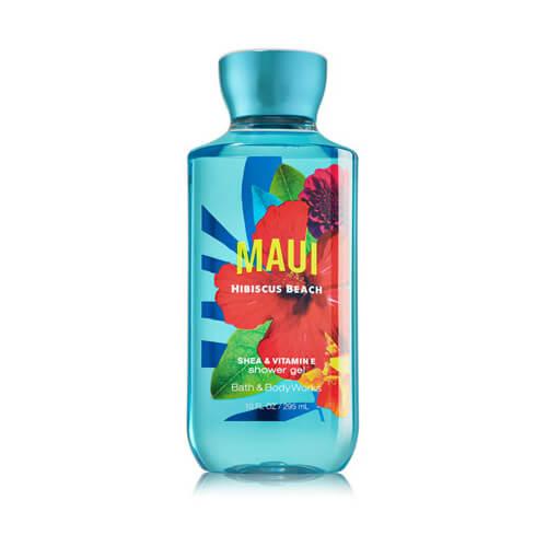 Gel tắm Maui Hibiscus Beach BBW