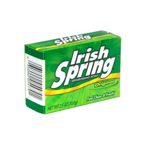 Xà bông cục Irish Spring