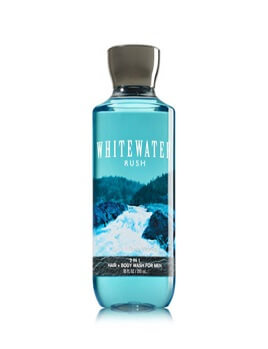 Gel tắm nam Whitewater Rush BBW