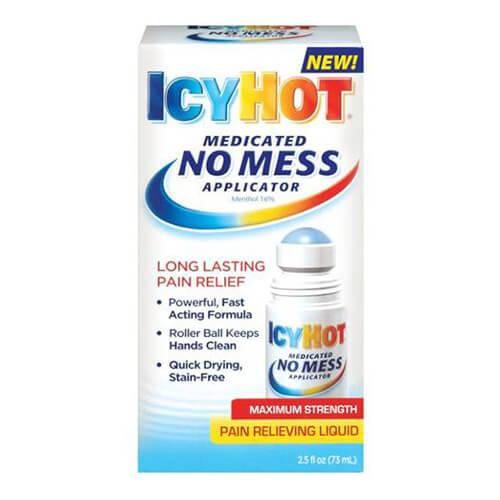 Dầu nóng dạng lăn Icy Hot Medicated No Mess Applicator
