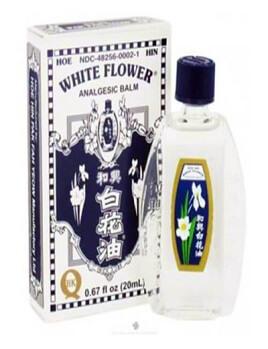 Dầu trắng HOE HIN White Flower 20 ml - 0.67 fl oz