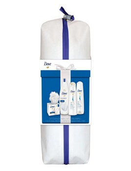 Gift set Dove deep moisture