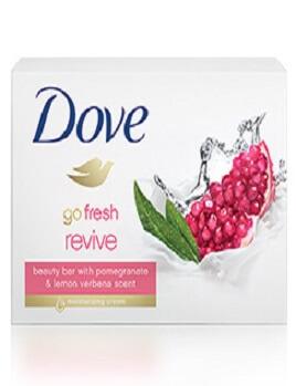 Xà bông cục Dove lựu - Dove go fresh Revive Pomegrante