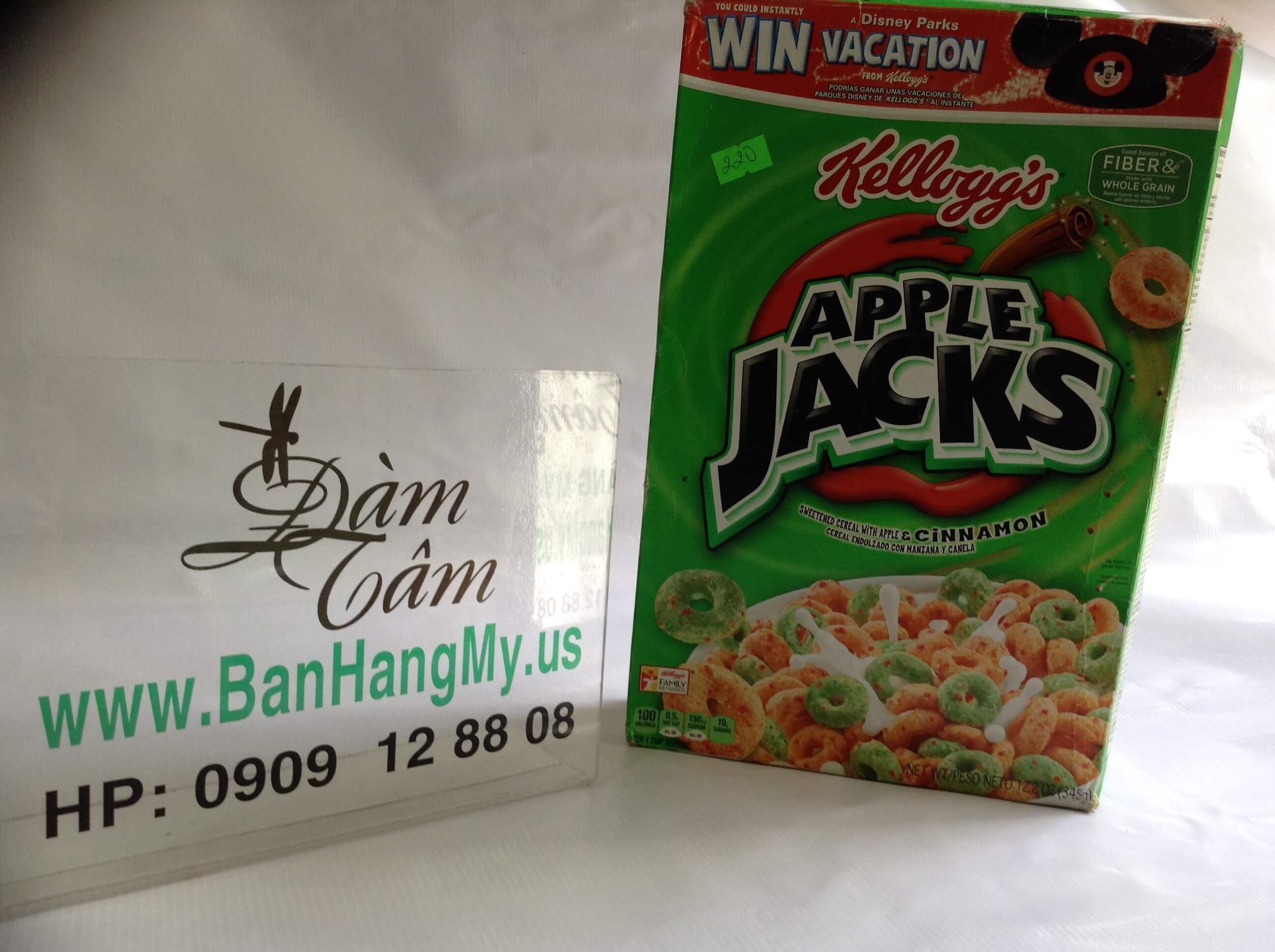 Ngũ cốc  Apple Jacks