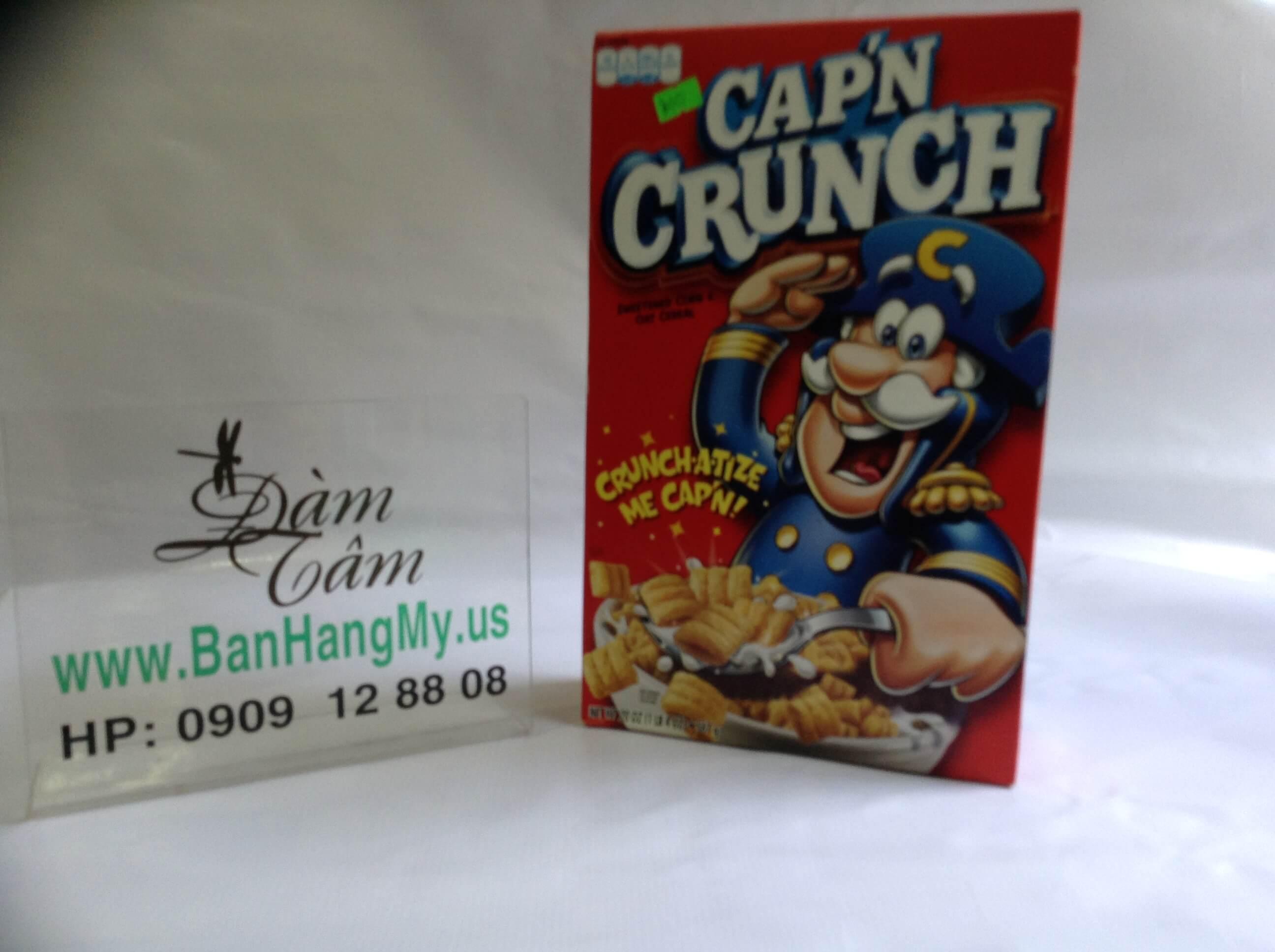 Bột ngũ cốc Capn Crunch