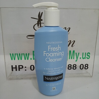 Sữa Rửa Mặt Tẩy Trang 2in1 Neutrogena Fresh foaming-cleanser-