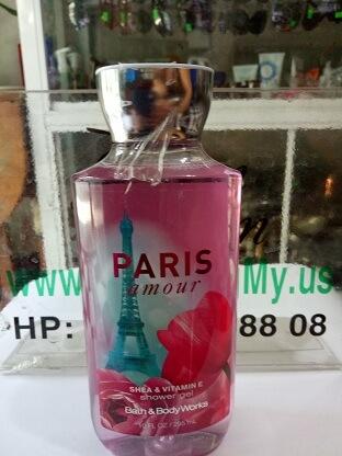 Gel tắm PARIS AMOUR