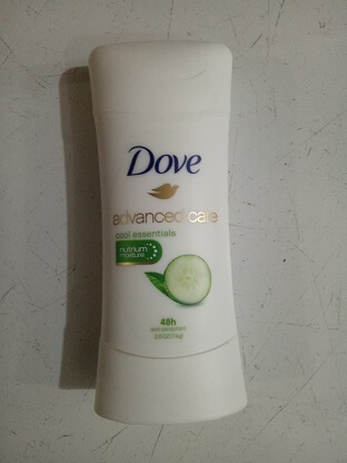 Lăn Khử mùi DOVE COOL ESSENTIALS ADVANCED CARE 48H – 74g