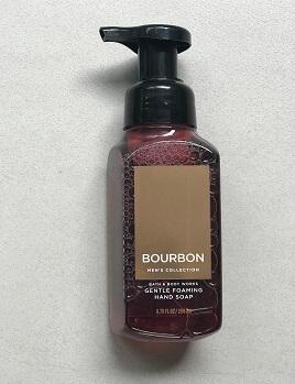 Xà Bông Rửa Tay BOURBON  MEN COLLECTION 259 ML
