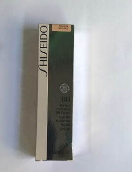 BB CREAM SHISEIDO  MEDIUM NATUREL  30ML