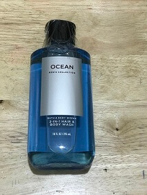 GEL  2IN 1 HAIR & BODY WASH OCEAN MEN COLLECTION 295 ML