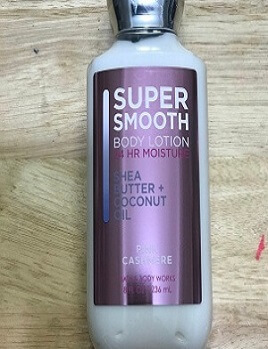 BODY LOTION SUPER SMOOTH  PINK CASHMERE 236ML