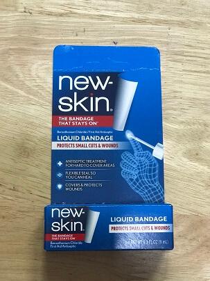 NEW SKIN Liquid Bandage 0.3 FL OZ, 9ML