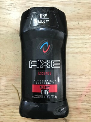 Lăn Khử Mùi AXE ESSENCE DRY ALL - DAY  76Gr