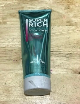 Sữa Tắm  SUPER RICH  HELLO BEAUTIFUL 296ML