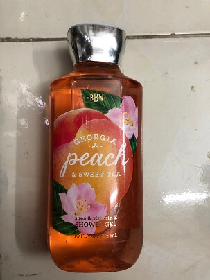 Gel Tắm PEACH GEORGIA 295ML