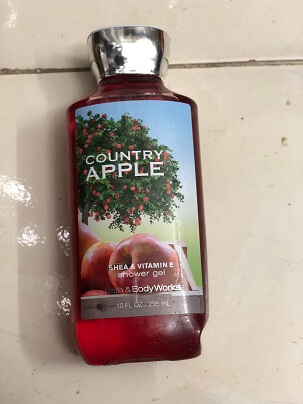 Gel Tắm COUNTRY APPLE 295ML