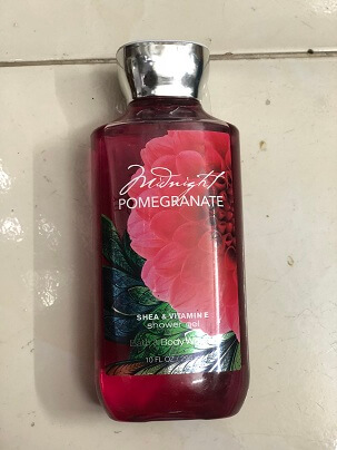 GEL Tắm MISSNIGHT POMEGRANATE 295ML