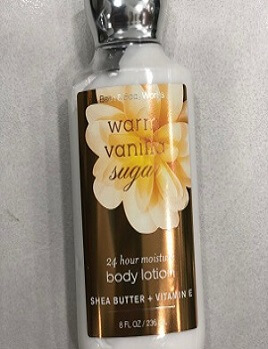 LOTION WARM VANILLA SUGAR 236ML