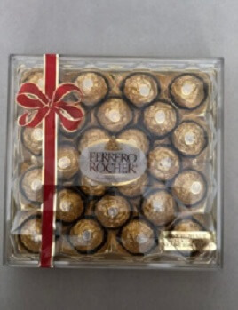 CHOCOLATE FERRERO ROCHER 24Viên 300gr