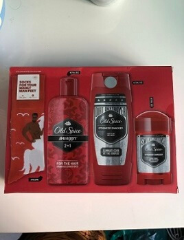 Bộ OLD SPICE  SWAGGER FOR MEN