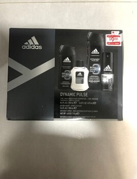 Bộ DYNAMIC PULSE ADIDAS NAM