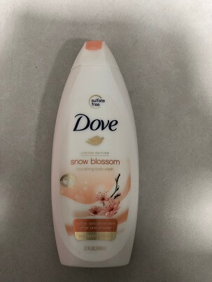 Sữa Tắm  BODY WASH DOVE SNOW BLOSSOM  650ML
