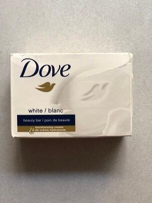 Xà Bông Cục DOVE WHITE / BLANC 113GR