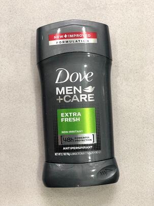 Lăn Khử Mùi DOVE MEN CARE EXTRA FRESH 48H 76G
