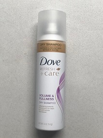 Dầu Gội Khô DOVE REFRESH  CARE VOLUME FULLNESS  141 GR