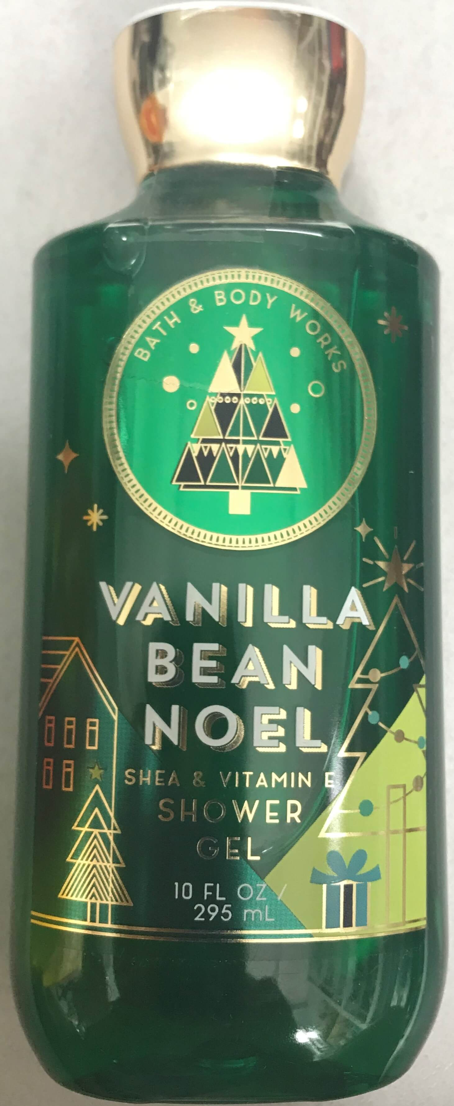 GEL Tắm VANILLA BEAN NOEL 295ML