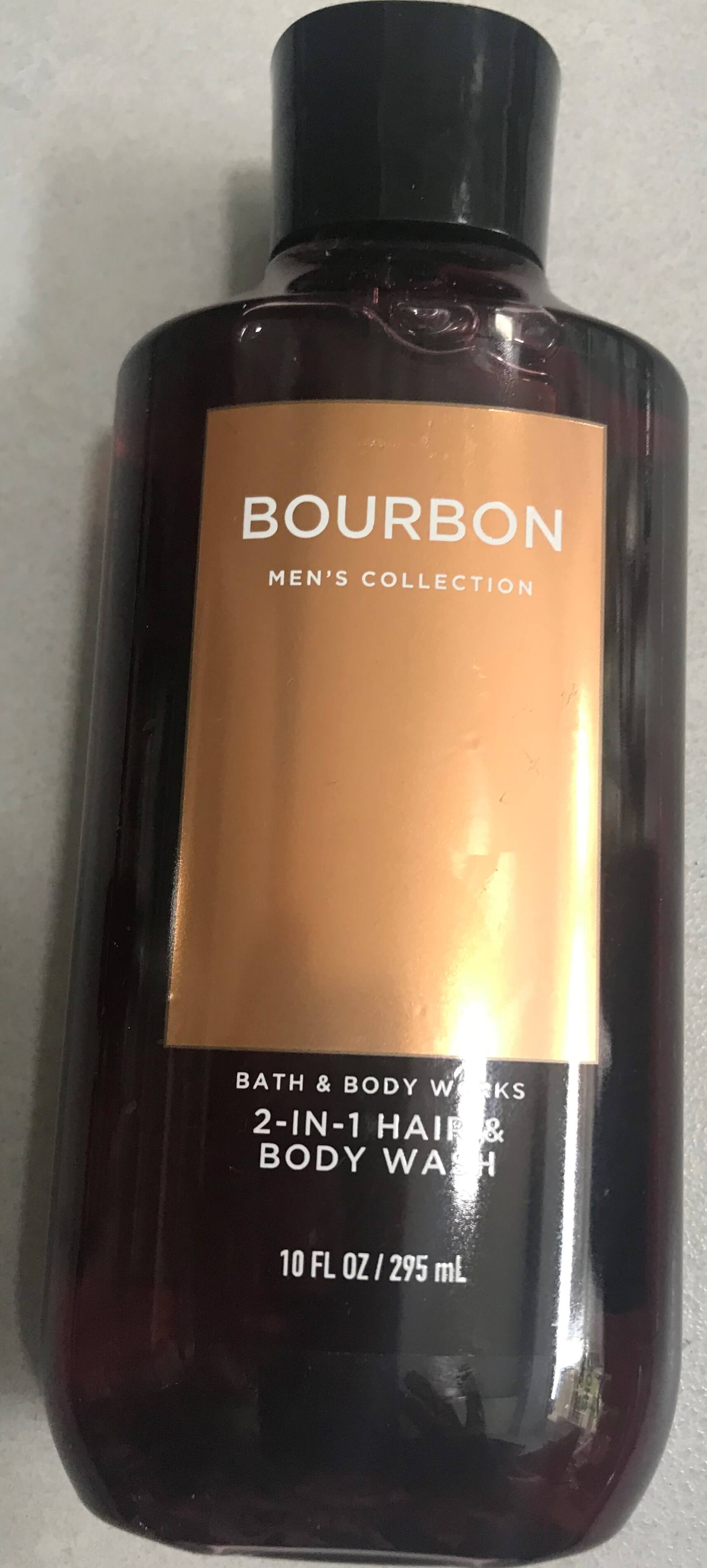 Gel Tắm BOURBON 2 IN 1 - 295 ML