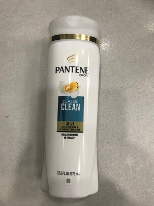 Dầu Gội PANTENE 2 IN 1 CLASSIC CLEAN  375 ML