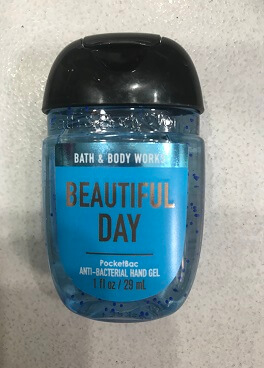 Rửa Tay Khô BEAUTIFUL DAY29 ML
