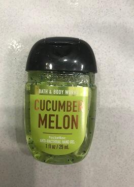 Rửa Tay Khô CUCUMBER MELON 29 ML
