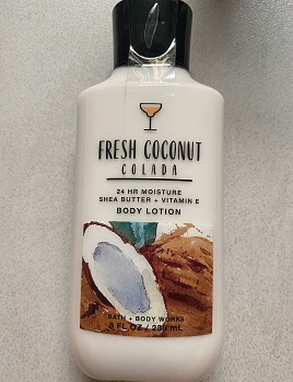 BODY LOTION FRESH COCONUT COLADA  295 ml
