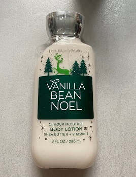 BODY LOTION VANILLA BEAN NOEL   295 ml